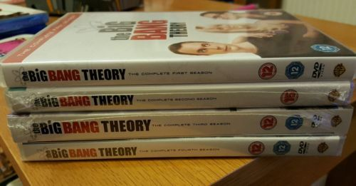 The big bang #theory #season 1-4 dvds,  View more on the LINK: http://www.zeppy.io/product/gb/2/332016067760/