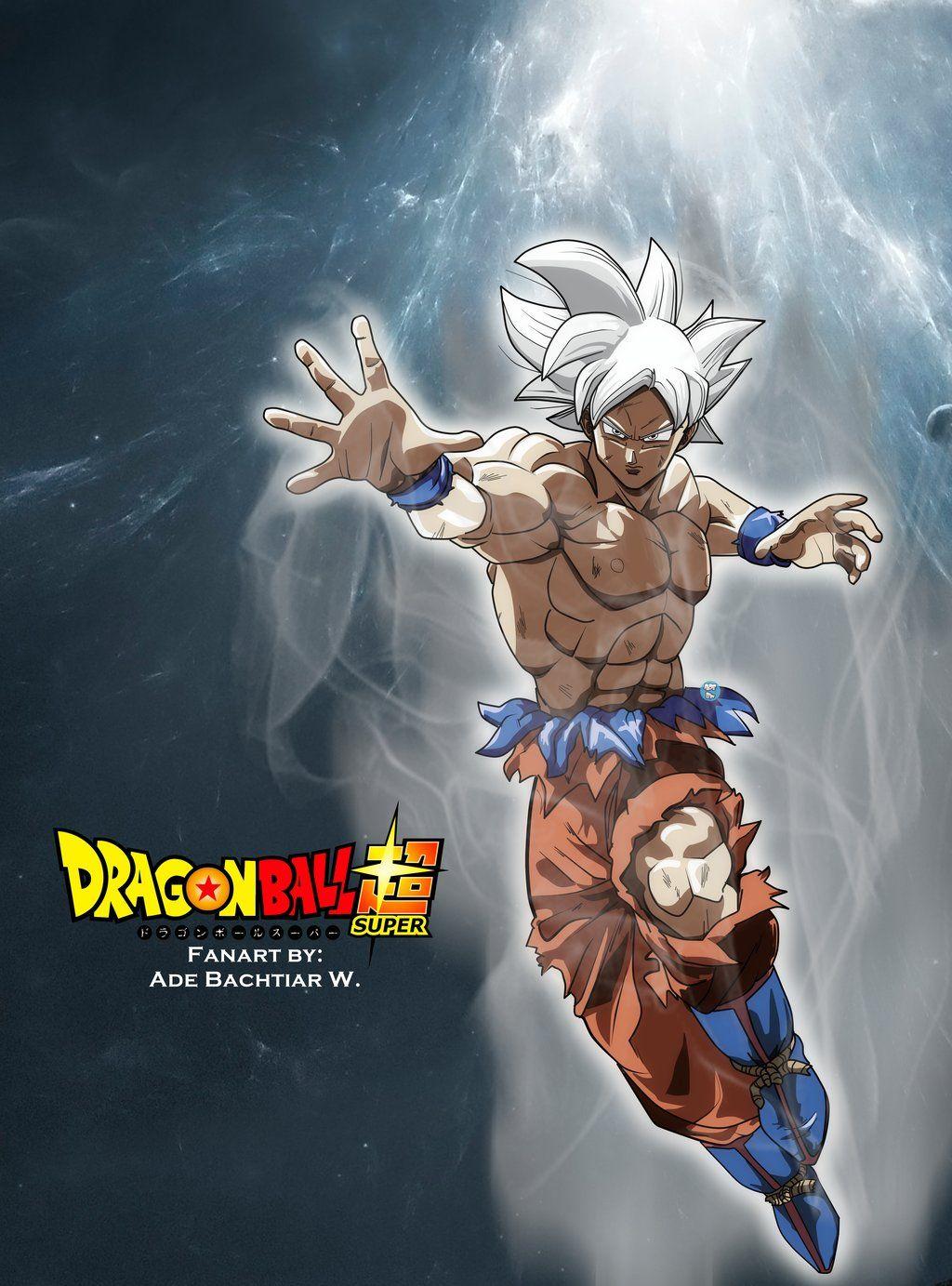 Goku Mastered Ultra Instinct By Adeba3388 On Deviantart Anime Dragon Ball Dragon Ball Super Goku Dragon Ball Goku