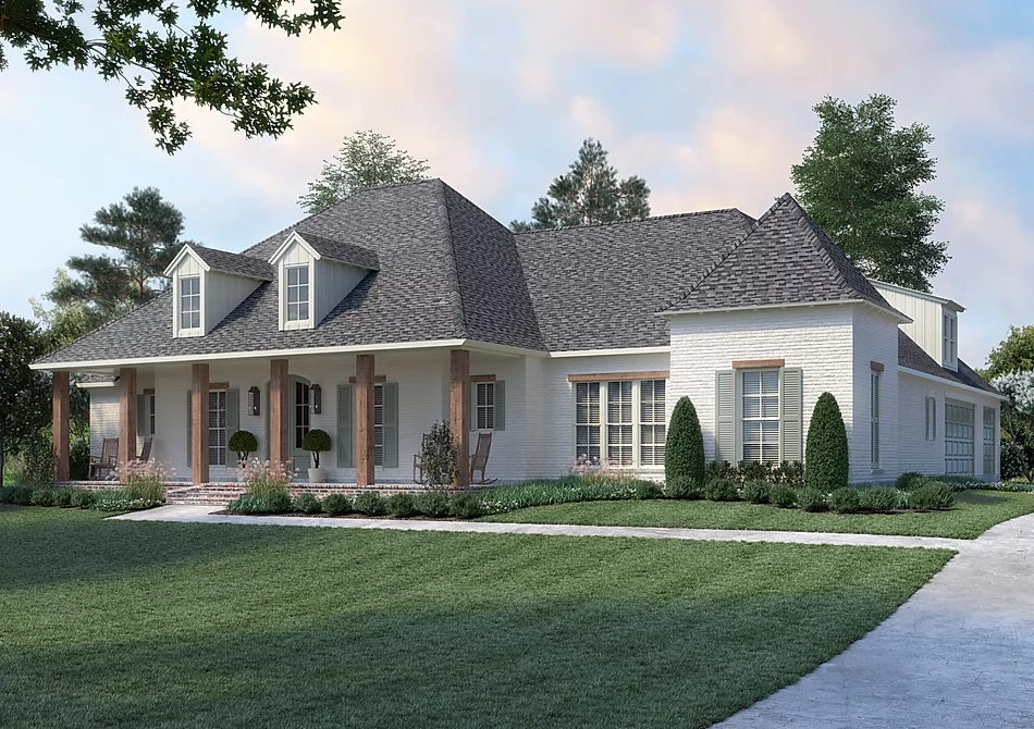 The Baton Rouge Madden Home Design Louisiana Style In 2020 Madden Home Design Acadian Style Homes Acadian House Plans