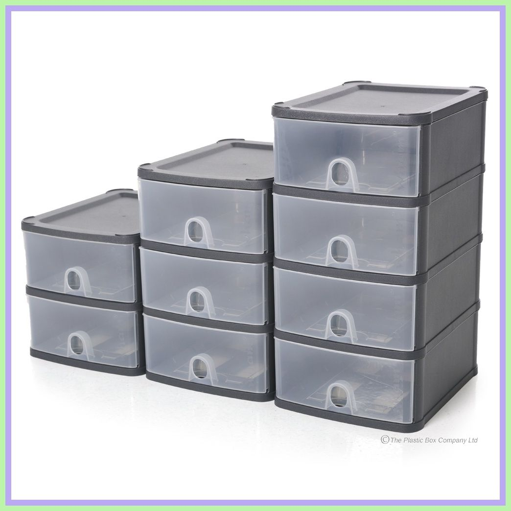 77 Reference Of 2 Drawer Plastic Storage Bins In 2020 Stackable Plastic Storage Bins Plastic Storage Bins Storage Containers With Drawers