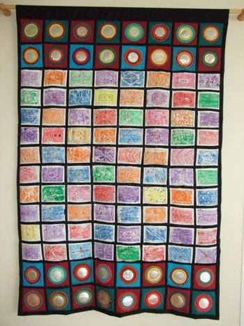 Crazy Mary Crafts Crafttextilestextile Craftcreative Textiles