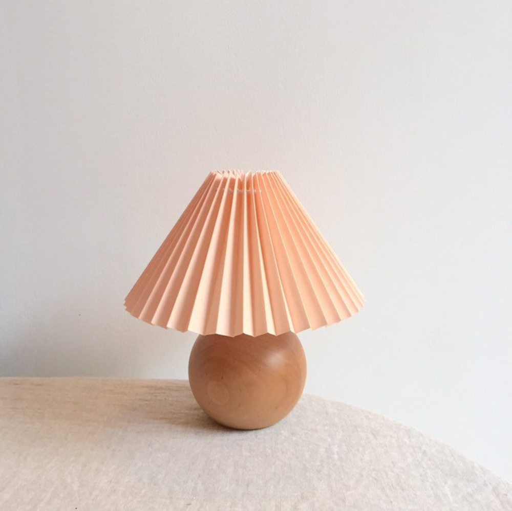 Photo of Wooden Lamp