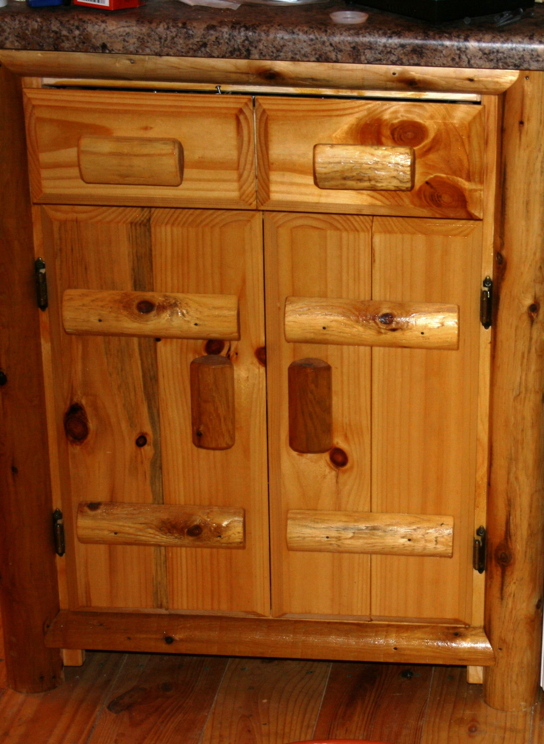 Amish made bottom kitchen cabinets   Kitchen cabinets, House ...