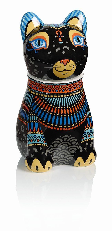 Markus Binz Design контейнер для хранения для кошки лечит € 49.95 • Канистра для кошек угощения и сухой корм • крышка с силиконовым уплотнением защищает аромат и вкус прекрасно • Награжден необычных мотивов и всемирно известных дизайнеров • качество бренда Ritzenhoff • Ширина: 16 см • Длина: 16,3 см • Длина: 30,6 см• Дизайнер: Маркус Binz  • Коллекция: Весна 2014  • Ritzenhoff