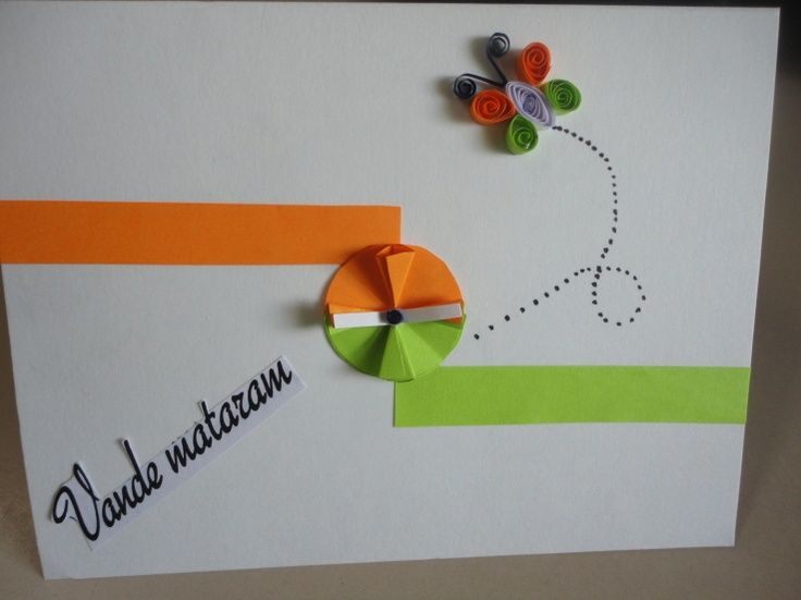 Craft For Flag Of India: Independence Day - Indian Craft Room