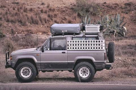 Isuzu Trooper Lifts Suspension Accessories Preppingcamping