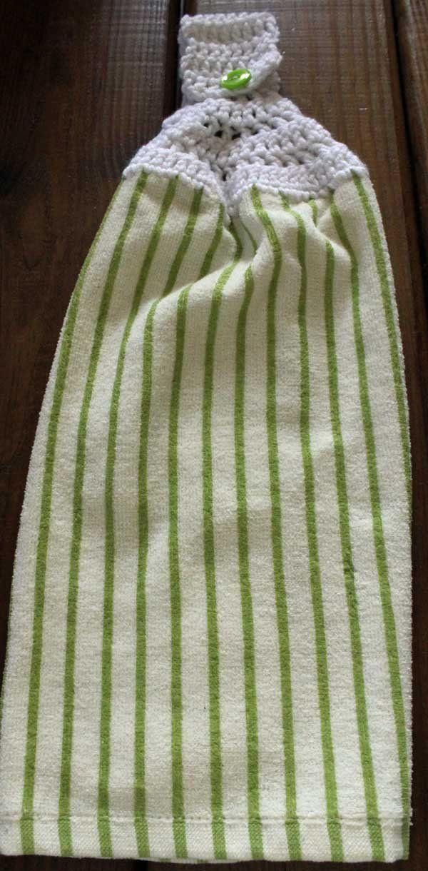 Green Stripe Kitchen Or Bath Towel Green Stripes Bath Towels Towel