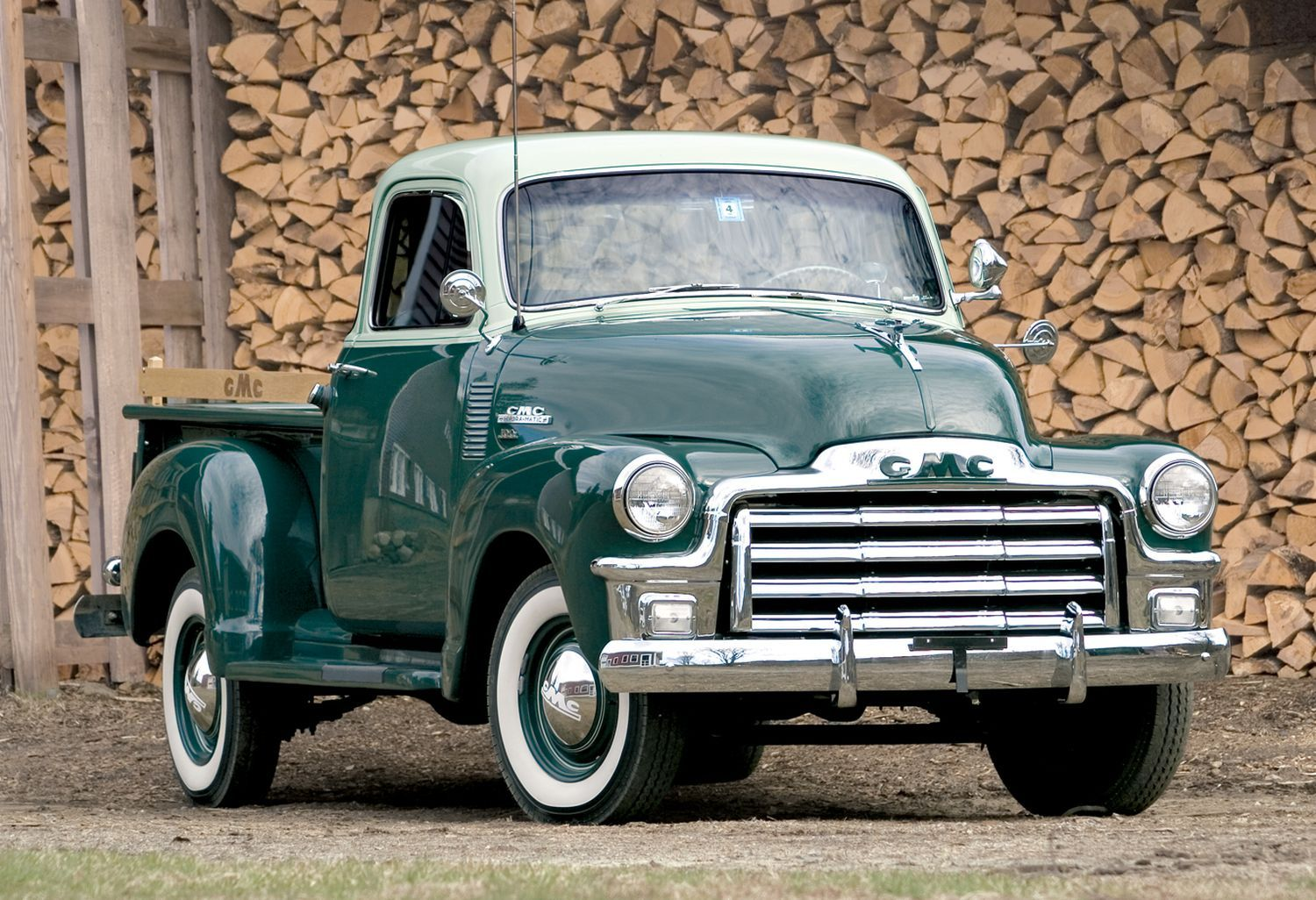 Vintage Chevrolet Club Opens Its Doors To Gmcs Gmc Trucks