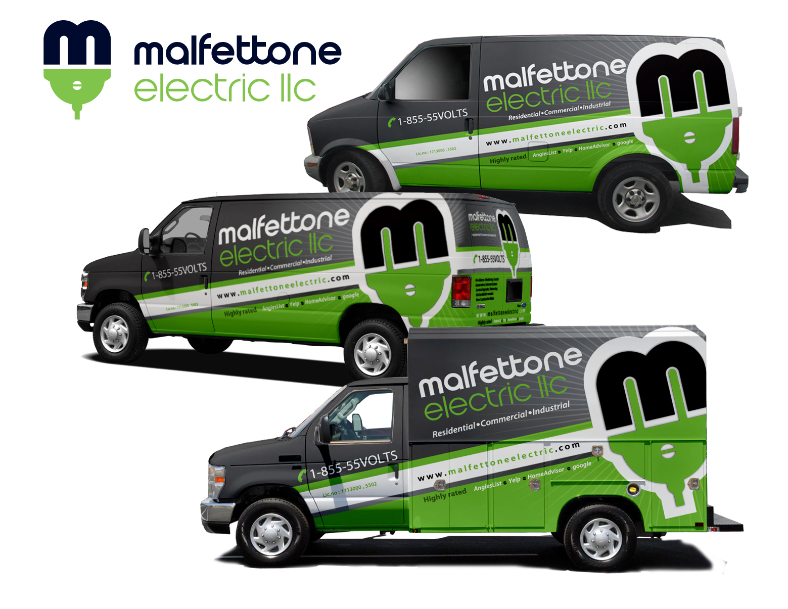Electrical Contractor Vehicle Wrap Car Wraps Pinterest