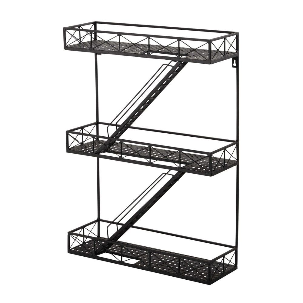etagere fer forge alinea cool alina etagre with etagere fer forge alinea affordable etagere. Black Bedroom Furniture Sets. Home Design Ideas