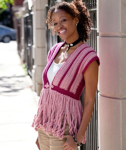 Calypso Cardigan by the Double Stitch Twins, free pattern. (rated ...