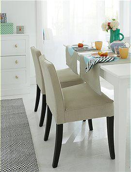 die besten 25 polsterstuhl esszimmer ideen auf pinterest polsterstuhl esstisch st hle und. Black Bedroom Furniture Sets. Home Design Ideas