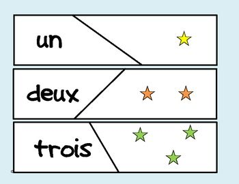 Self Correcting Puzzle - French Number Words $2.50 ...
