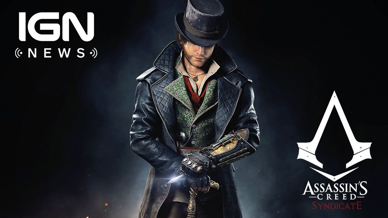 Assassin's Creed Syndicate Will Not Have a Companion App - IGN News