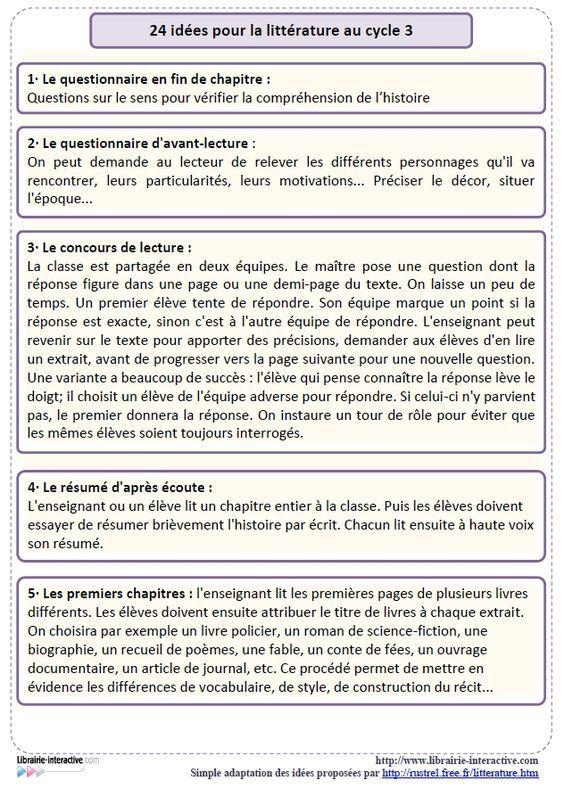 Exceptionnel 24 idées d'activités à mener en classe pour motiver les élèves à  QI78