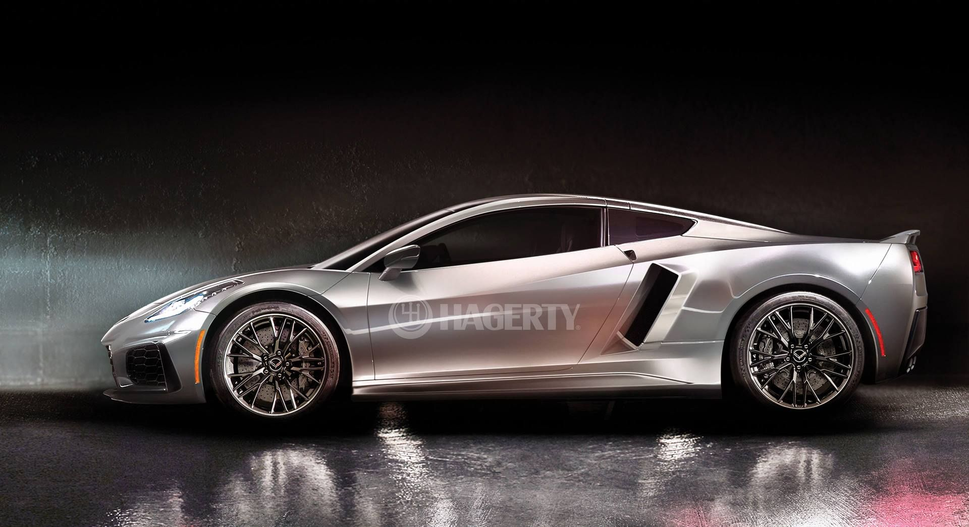 Here S What The Mid Engine Corvette C8 Will Look Like Corvette Classic Corvette Corvette Zr1
