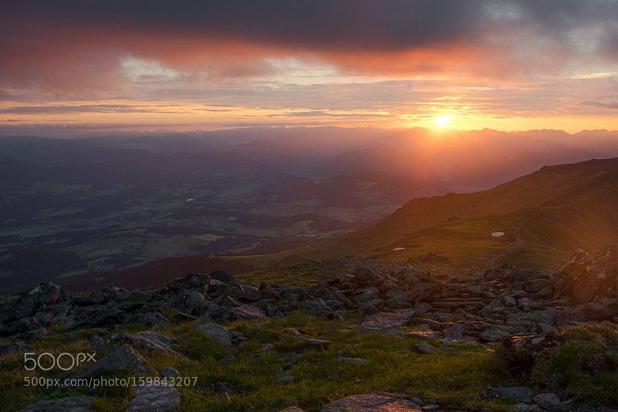 Sonnenuntergang by FriedrichBeren via http://ift.tt/28QtOZB