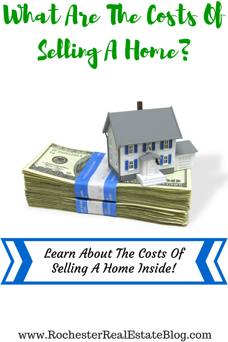 What Are The Costs Of Selling A Home Real Estate Articles Worth