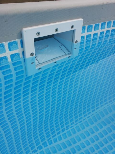 Upgraded Intex 14x42 with pics | Outdoors | Pinterest