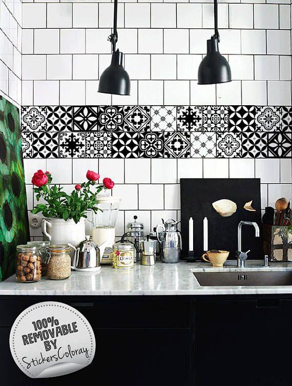 Mattonelle marocchine decalcomania spagnola ornamentale spunti casa azulejos marroqu es - Stucco per piastrelle ceramica ...