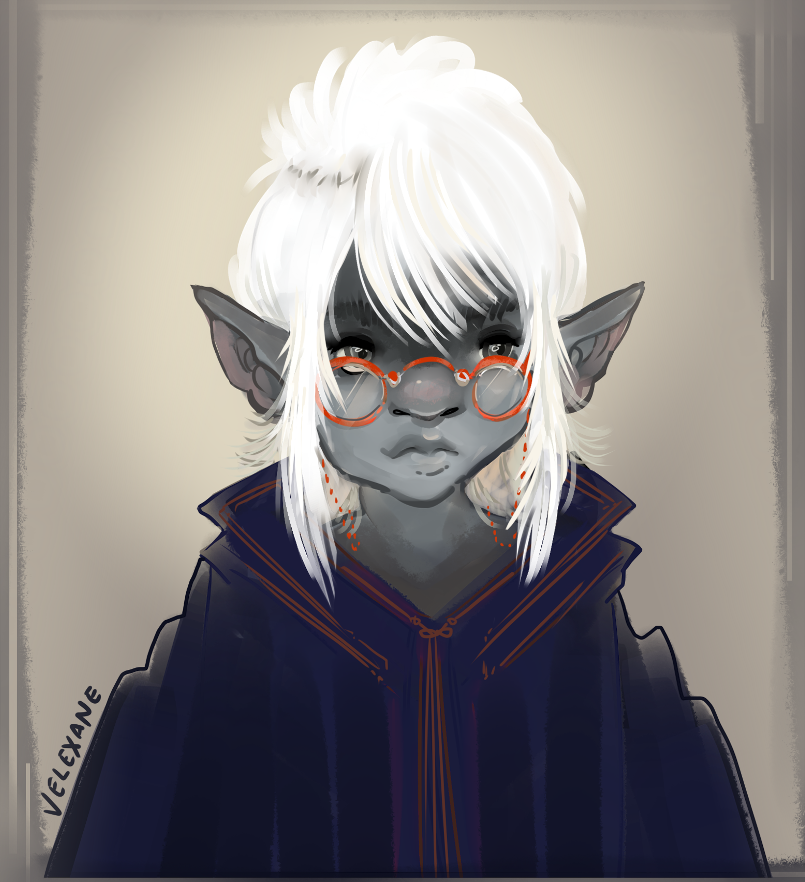 Female Gnome: Another D&D Character Idea I've Been Sitting On For A While