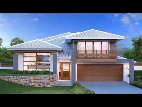 Split Level Homes Design Qld Youtube Split Level Home Designs House Designs Exterior Split Level House Plans