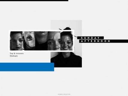 Fashion Editorial Layout Design Collage 20+ Ideas #editoriallayout