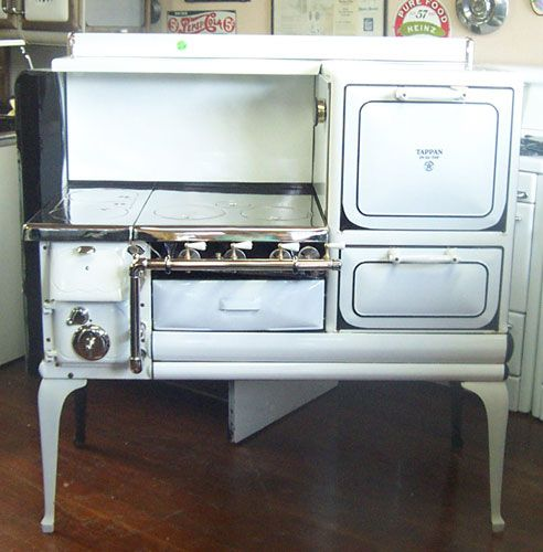 1920s Tappan Stove Vintage Stoves Antique Kitchen Stoves Antique Wood Stove
