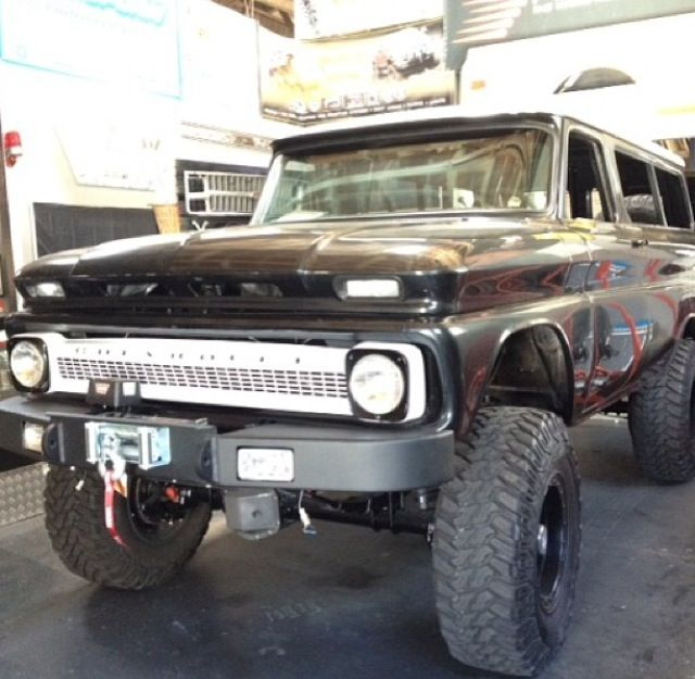 65 Suburban By World Famous 4x4 Vehicles