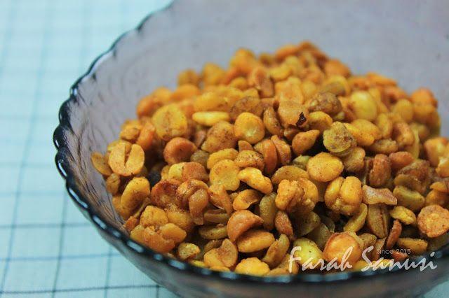 Resepi Kacang Dhal Goreng Makanan Anjing Kacang Resep Makanan