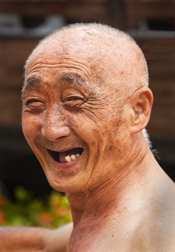 Image result for chinese old man