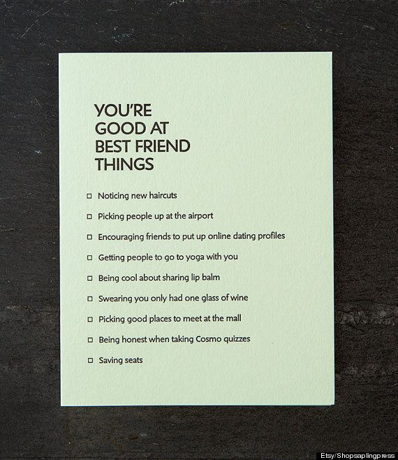 17 Awesome Valentines Day Cards For Every BFF In Your Life – Great Valentine Cards