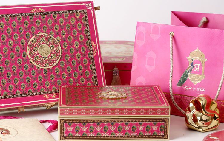 Premium Wedding Box Designs Indian Wedding Cards Fun Wedding