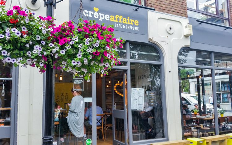 Crepeaffaire in London is a small place where you can enjoy freshly prepared crêpes with whatever topping your craving, at any time of the day | Tested!