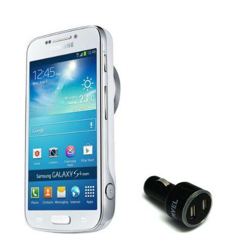 Samsung C1010 Galaxy Camera S4 Zoom 3G Unlocked Smartphone