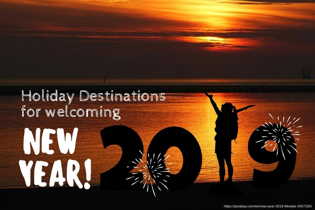 Top 10 International destinations to visit in New Year