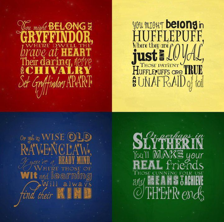 Harry Potter Fan Art Hogwarts S Houses Harry Potter Hauser Harry Potter Geburtstag Harry Potter Haus Quiz