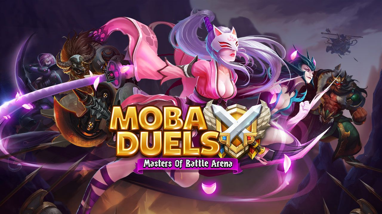 Moba Duels Masters Of Battle Arena Game Cheat And Hack 2018