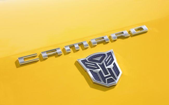 Chevy Camaro Transformer Logo Muscle Cars Chevrolet Camaro