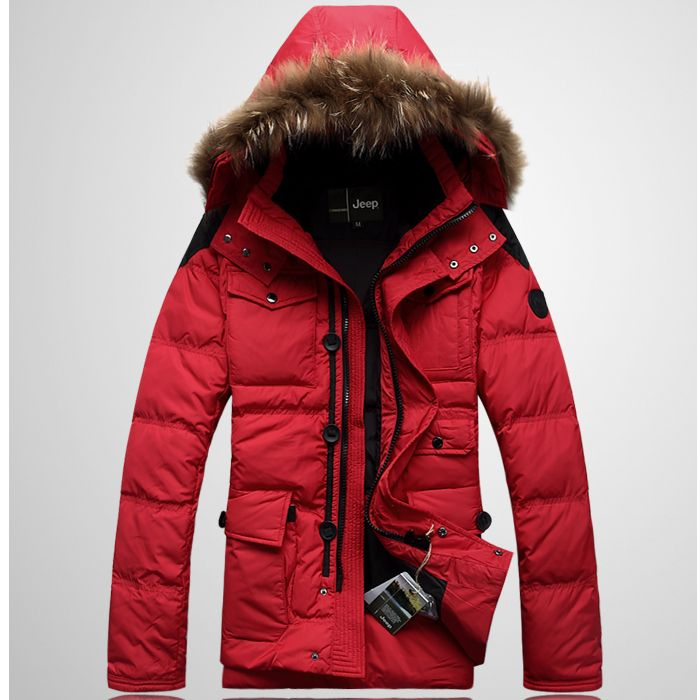 Men's down coat outerwear male short design thickening down coat Men winter coat Men's clothing down jacket free shipping-inDown & Parkas fr...