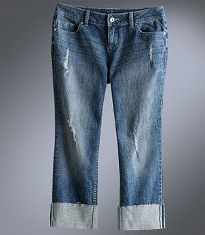 Best Jeans for Women Over 50! From the | Capri and Wardrobe makeover