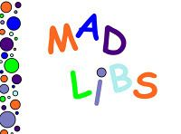 Mad Libs for the IWB.