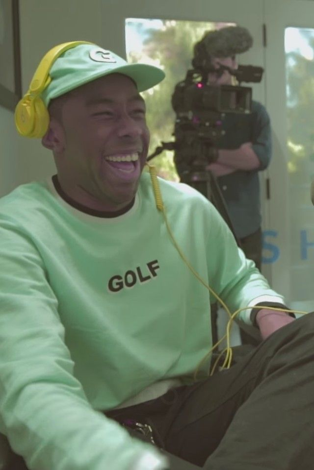 7caee9cc5ab5 Tyler The Creator - Conversating with A AP Rocky on in 2019