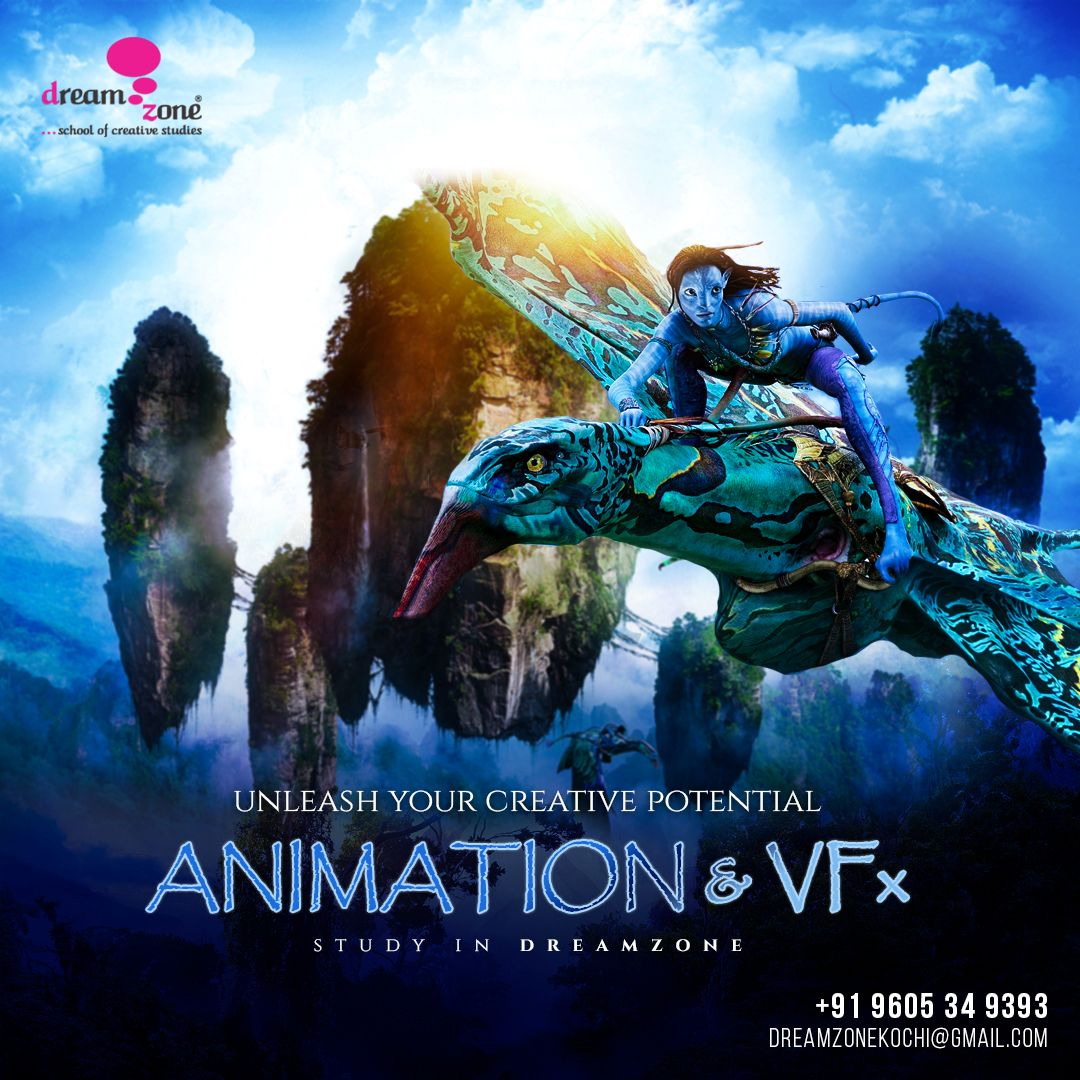 If You Are Passionate About Animation Join Dreamzone And Explore Scope In The Field Of Animation Animation As A Caree Graphic Design Course Animation Graphic