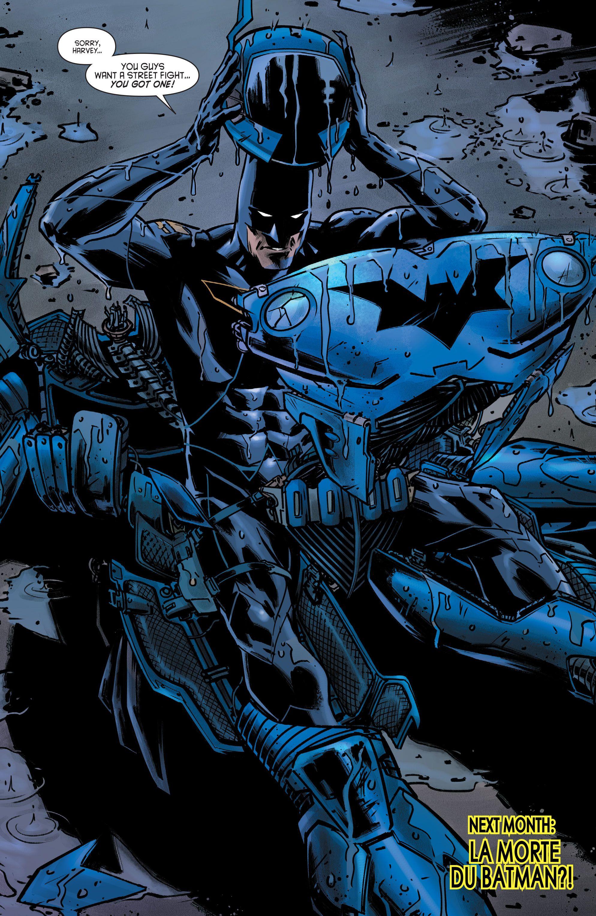 Gordon's Batman Secondary Suit - Imgur