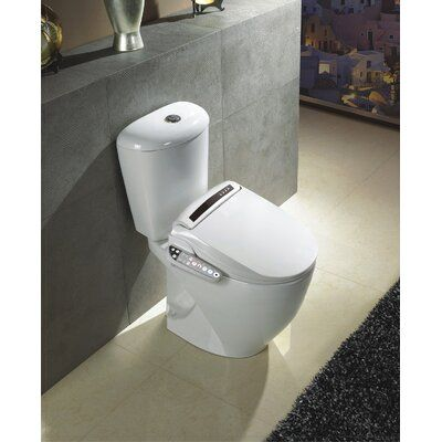 Streamlinebath Smart 7 3 Toilet Seat Bidet Smart Toilet Bidet