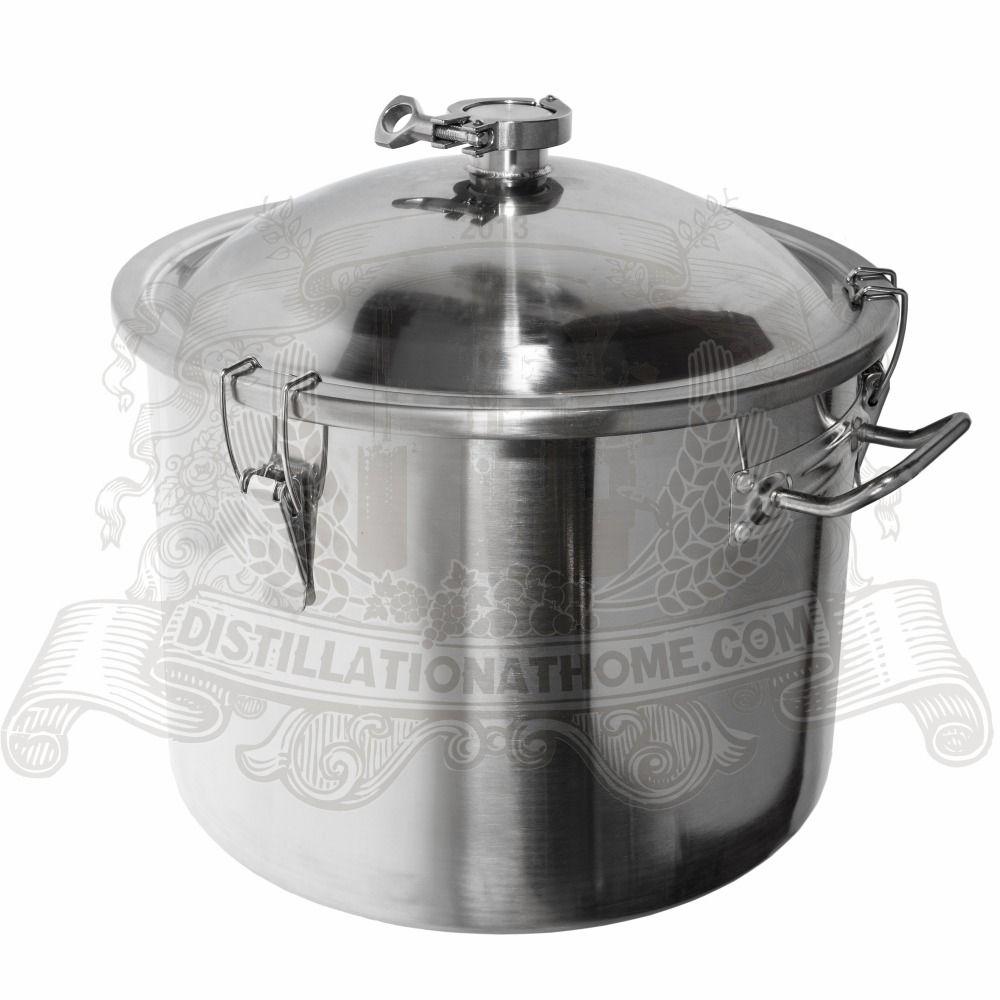Clamp Stainless Steel Tank Boiler Distillery Tank Lid Tank Distillation Boiler