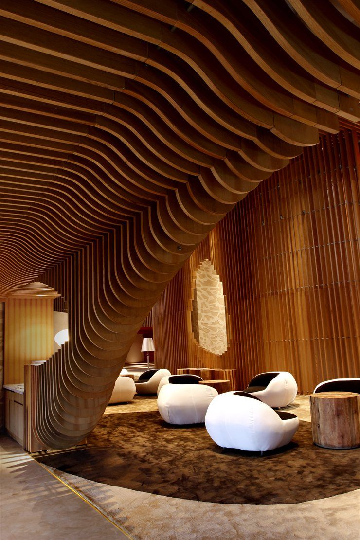 Tianxi Oriental Club, Huizhou, 2010 #bestdesignprojects #hotellobbyinteriordesignprojects