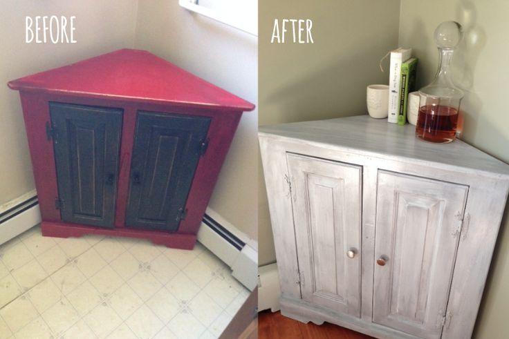 Build A Corner Liquor Cabinet Woodworking Projects Plans