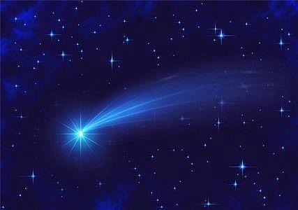 Estrella Fugaz Bordado En El Cielo Pinterest Stars Bright